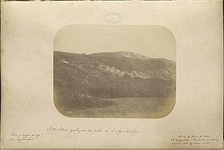 Estudo geológico do cabo de Santo Agostinho