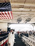 Commissioning Ceremony of the USS Gerald R. Ford (35326089903).jpg
