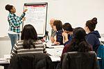 Community members brainstorm for better base 130123-F-LL959-021.jpg