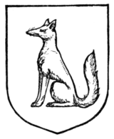 Fig. 344.—Fox sejant.
