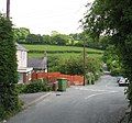 Complex road junction at the end of Stryd Tanyrhiw - geograph.org.uk - 814179.jpg