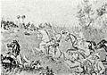 Composición de Francisco Henares reproduciendo la muerte de José Martí, 1913.jpg