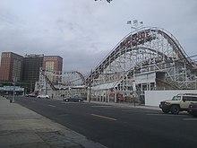 Coney Island Cyclone Wikipedia