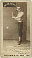 Connie Mack, Washington Statesmen, baseball card portrait LCCN2007686426.jpg