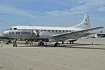 Convair VC-131D Samaritan '42809' (N131CW) (26444356641).jpg