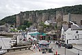 Conwy Castle and Quay - geograph.org.uk - 1483043.jpg