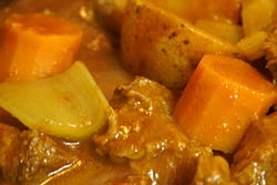 Scouse, a Liverpool delicacy Source Wikipedia