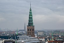 Copenhagen skyline as seen from Rundetårn (37897078631).jpg