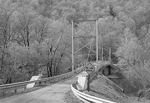 Corbin Bridge - Corbin Bridge, May 1989