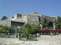 Corfou-ville-nouvelle citadelle.jpg