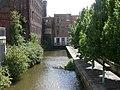 Cornbrook, canal basin - geograph.org.uk - 1470014.jpg