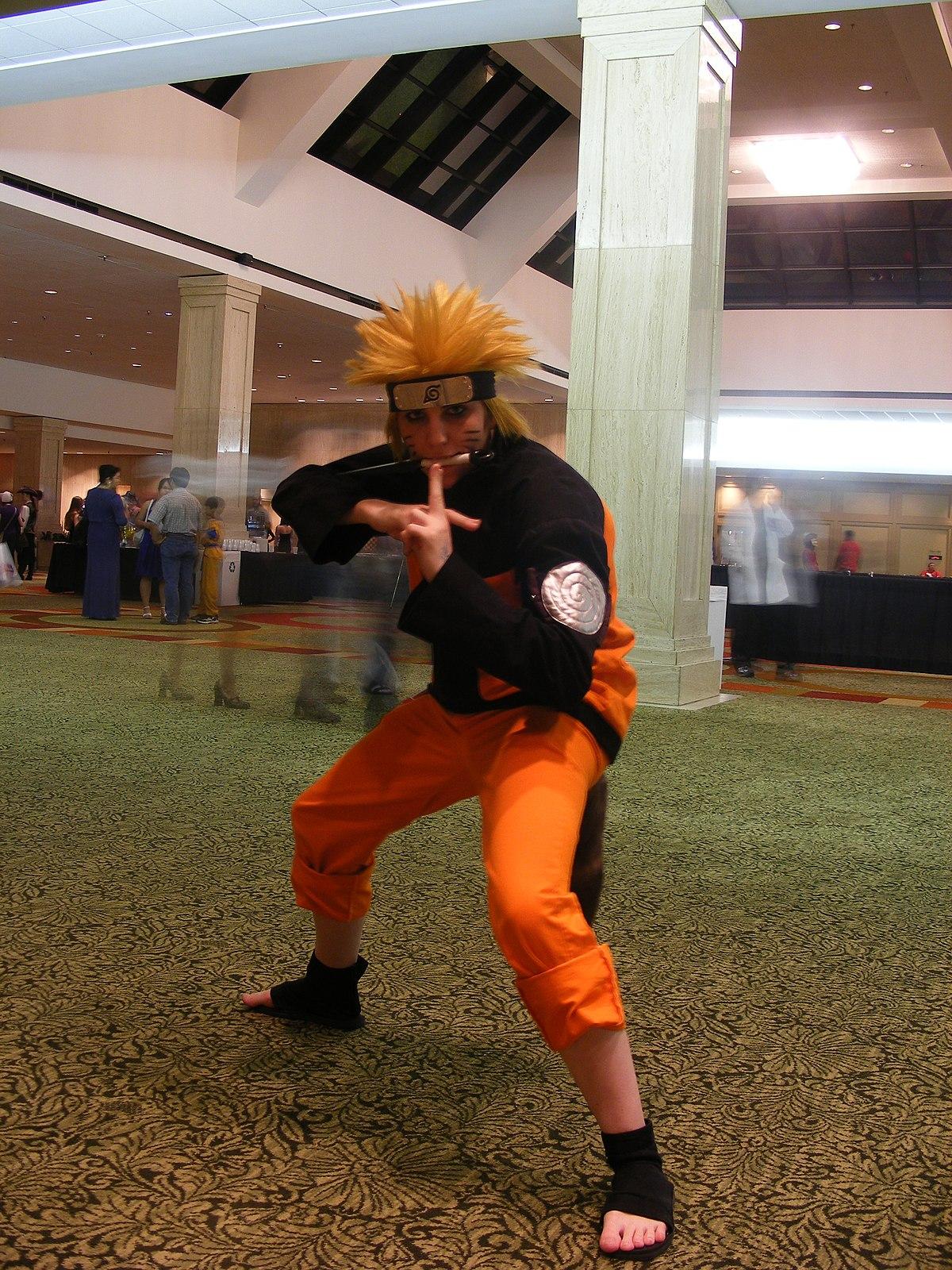 foto de Naruto vs Julius Foros Dz