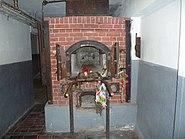 Crématoire no1 du camp de concentration de Mauthausen