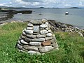 Craighouse, cairn - geograph.org.uk - 915868.jpg