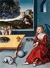 Cranach, Lucas the Elder  Ä.  - Melancholy - 1532.jpg