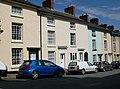 Crescent Street houses, Newtown - geograph.org.uk - 1386492.jpg