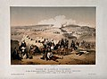 Crimean War; Sisters of Charity nursing wounded soldiers fro Wellcome V0015381.jpg