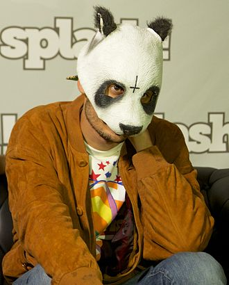 Cro (musician) - Cro at the splash! Festival on July 5, 2012.