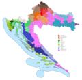 CroatianDialectsByMunicipality.png