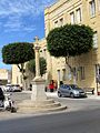 Cross Piazza Augustine, Victoria, Gozo.jpg