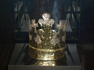 Ottokar II of Bohemia - Image: Crown of Ottokar II