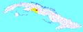 Cruces (Cuban municipal map).png