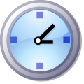 Crystal clock.svg