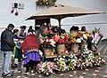 Cuenca Ecuador pl de las flores.jpg