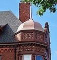 Cupola on the Jessie and John F. Kern House.jpg