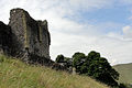 Curtain Wall, Peveril Castle.jpg