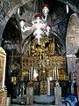 Cyclades Paros Langovardas Monastere Eglise Nef - panoramio.jpg