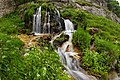 Dâmbovicioara, Argeș County, Waterfall (214926917).jpg