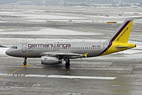 D-AGWC - A319 - Germanwings