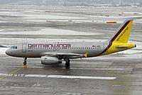 D-AGWC - A319 - Eurowings