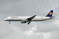 D-AIRK - A321 - Lufthansa