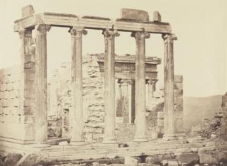Erechtheion, the Acropolis, Athens