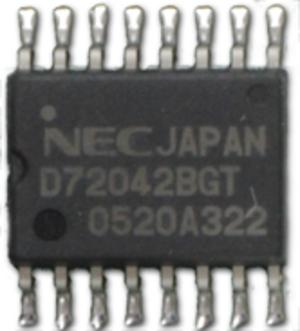 IEBus - µPD72042BGT Made by NEC