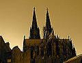 DE-NW - Cologne - Sepia - Cologne Cathedral (4890693586).jpg