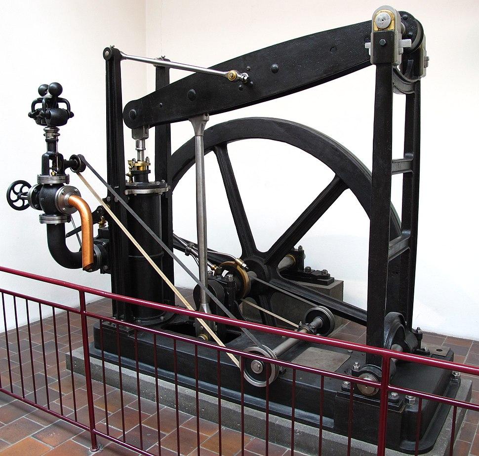 DMM 12236 Halbbalancier-Dampfmaschine