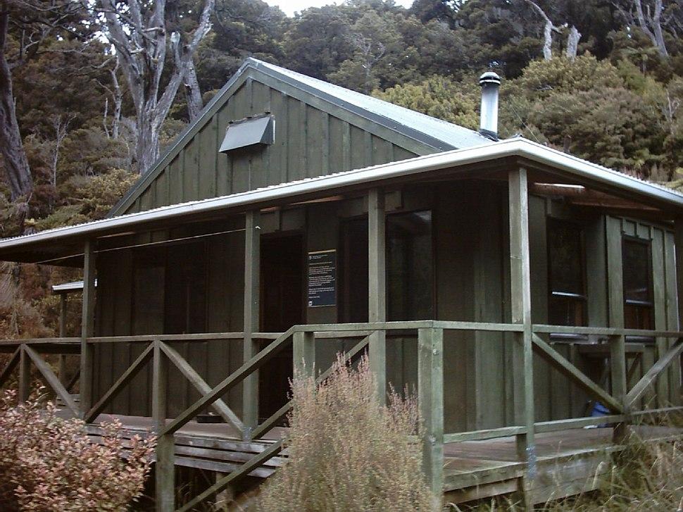 DOC Hut On The Rakiura Track Stewart Island