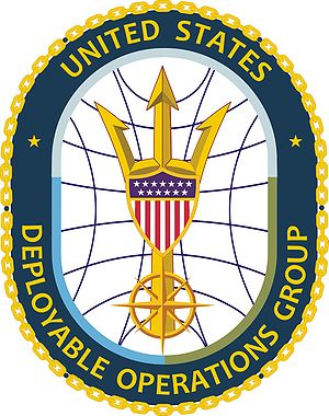 Seal of the U.S. Coast Guard Deployable Operat...