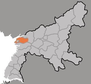 Mundok County County in South Pyŏngan, North Korea