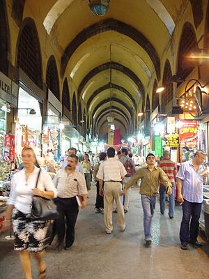 Eminönü - Inside the Spice Bazaar