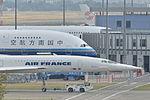 DSC 1171-Aérospatiale-BAc Concorde Air France (AFR) F-BVFC - MSN 209 (10580571176).jpg
