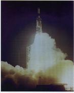 DSP Flight 1 Launch 6 Nov 1970