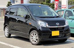 """Daihatsu Move X""""SA"""" 02571"""