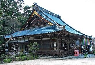 Daishō-in - Kannon-dō Hall