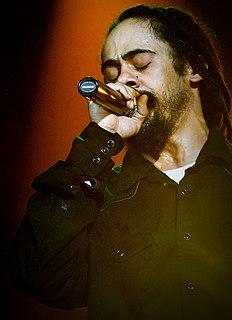 Damian Marley Jamaican singer