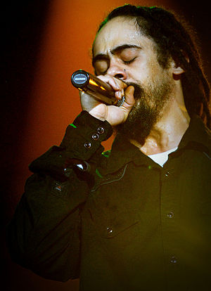 Damian Marley - Marley in November 2011