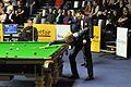 Daniel Wells, Jurgen Gruson and Neil Robertson at Snooker German Masters (DerHexer) 2013-01-30 01.jpg